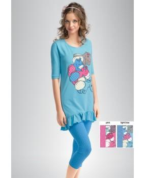 Пижама женская PML 213